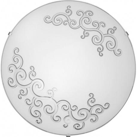Plafon Arabeska Silver 10 3705 Nowodvorski