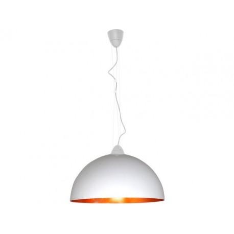 Lampa Wisząca Hemisphere White-Gold L 4842 Nowodvorski