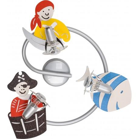Plafon Pirate III Spirala 4723 Nowodvorski