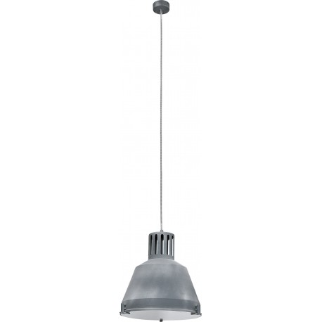 Lampa Wisząca Industrial Concrete I Zwis M 5531 Nowodvorski
