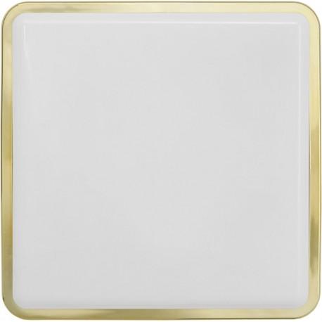 Plafon Tahoe II Złoty Metalik 3244 Nowodvorski
