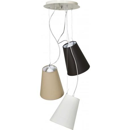 Lampa Wisząca Abażur Retto B III Zwis 5380 Nowodvorski