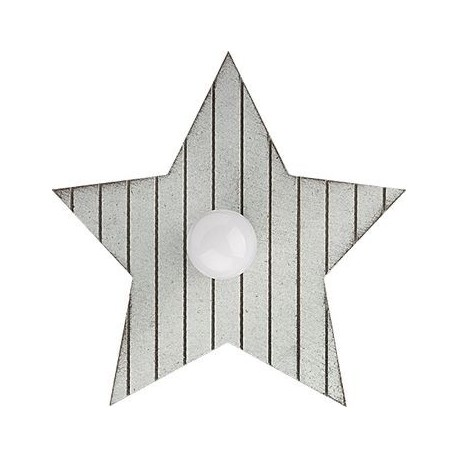 Toy-Star Gray 9376 Lampa Ścienna Nowodvorski Lighting