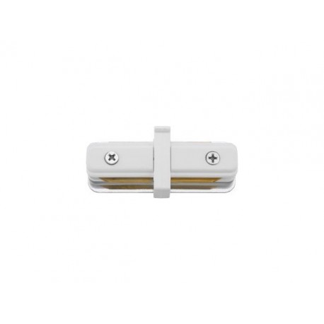Profile Straight Connector White 9454 Nowodvorski