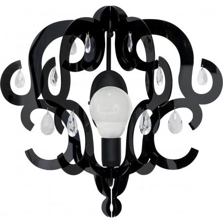 Katerina Black I Kinkiet B 5218 Lampa Ścienna Nowodvorski Lighting