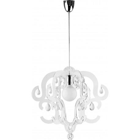 Lampa Wisząca Katerina Transparent I Zwis 5210 Nowodvorski
