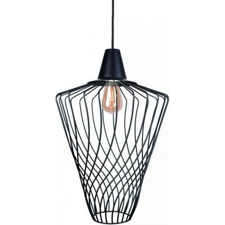 Wave Black L 8856 Lampa Sufitowa Nowodvorski Lighting