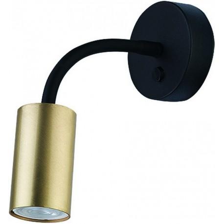 Eye FLex Brass S 9067 Lampa Ścienna Nowodvorski Lighting