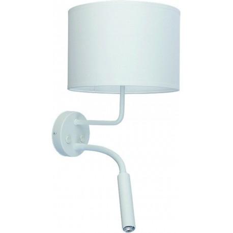 Hotel Plus White Kinkiet 9073 Lampa Ścienna Nowodvorski Lighting