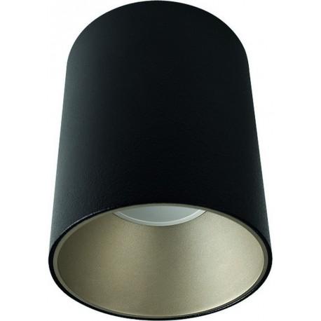 Eye Tone Blac/Ksilver 8932 Lampa Sufitowa Nowodvorski Lighting
