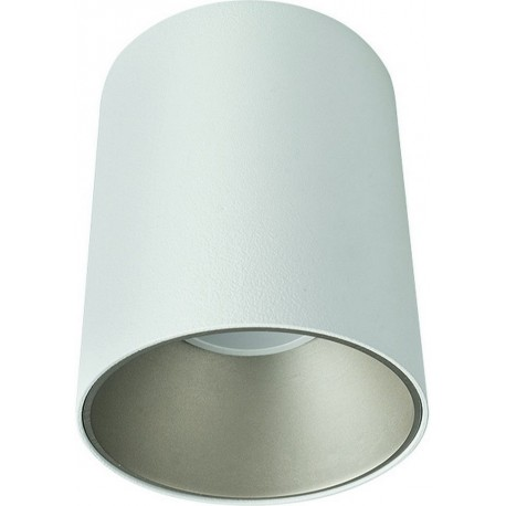 Eye Tone White/Silver 8928 Lampa Sufitowa Nowodvorski Lighting