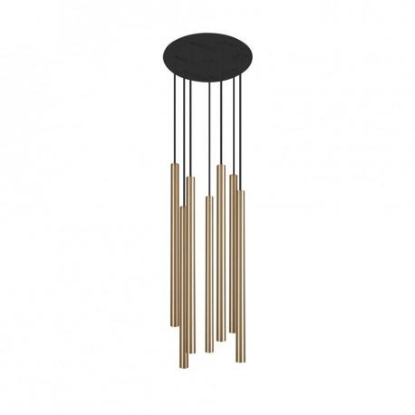 Laser Solid Brass VII 8921 Lampa Sufitowa Nowodvorski Lighting