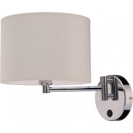 Hotel Ecru I Kinkiet 8980 Lampa Ścienna Nowodvorski Lighting