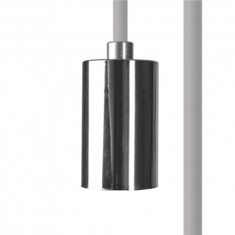 8645 Cameleon Cable E27 WH/CH Przewód Nowodvorski Lighting