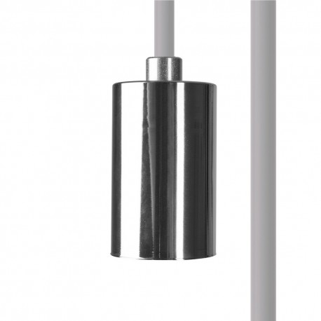 8643 Cameleon Cable E27 WH/CH Przewód Nowodvorski Lighting