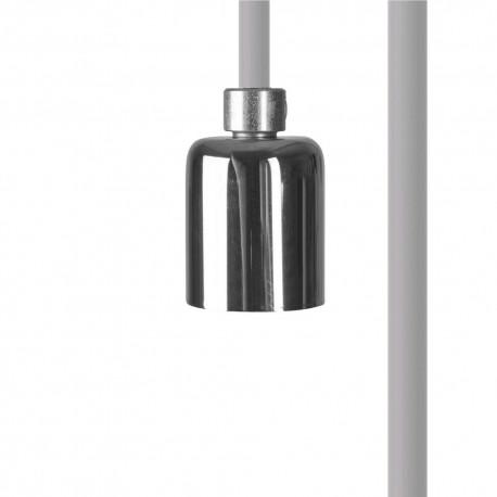 8614 Cameleon Cable GU10 WH/CH Przewód Nowodvorski Lighting