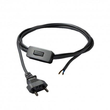 8611 Cameleon Cable With Switch BL Przewód Nowodvorski Lighting