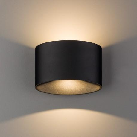 Ellipses LED Black 8182 Lampa ścienna Nowodvorski Lighting