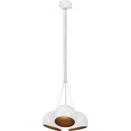 Lampa Wisząca Ball White-Gold III Zwis 6603 Nowodvorski