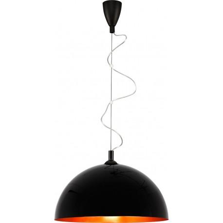 Lampa Wisząca Hemisphere Black-Gold L 4844 Nowodvorski