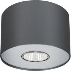 Point Graphite Silver / Graphite White S 6006 Lampa Sufitowa Nowodvorski Lighting