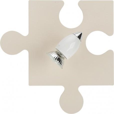 Kinkiet Puzzle Ecru I Kinkiet 6381 Nowodvorski