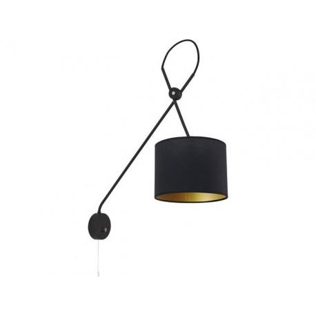 Viper Black I Kinkiet 6513 Lampa Ścienna Nowodvorski Lighting