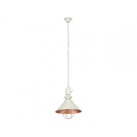 Lampa Wisząca Loft Antique Ecru I Zwis 5048 Nowodvorski