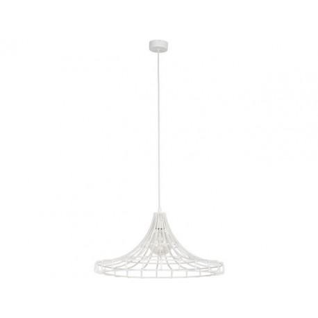 Lampa Wisząca Wire White I Zwis 6446 Nowodvorski