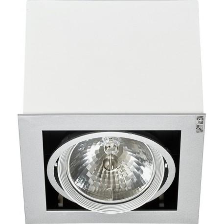 Plafon Box White I 5305 Nowodvorski