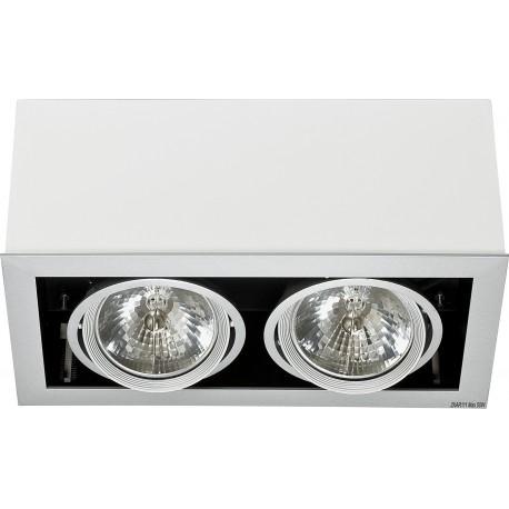 Plafon Box White II 5306 Nowodvorski