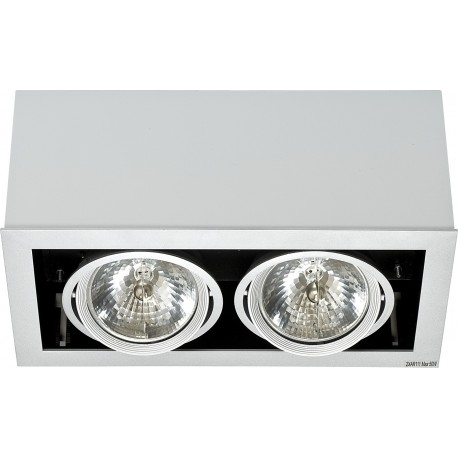 Plafon Box Gray II 5316 Nowodvorski